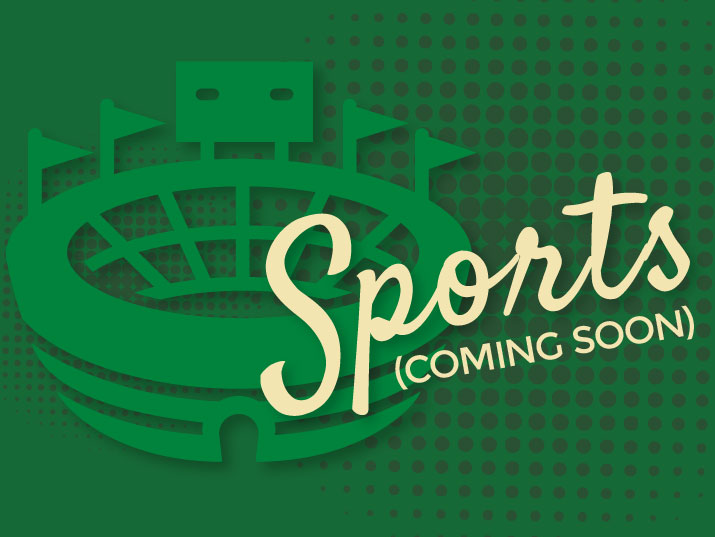 Sports coming soon